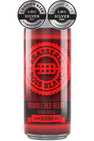 Double Red Alert - 7.7 %