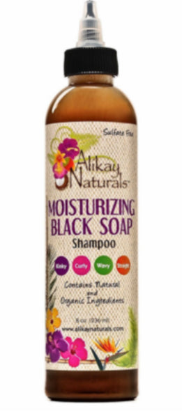 AliKay Moisturizing Black Soap