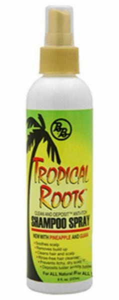 TROPICAL ROOTS ANTI ITCH SHAMPOO SPRAY