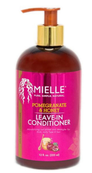 Pomegranate & Honey Leave-In Conditioner