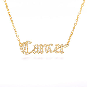 What's Your Sign Necklace??