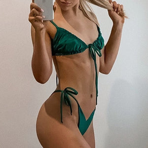 In-X Brazilian Micro Bikini Suit