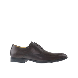 Elbrus Lace Up II M - Dark Brown Leather