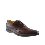 Elbrus New Wingtip III M - Dark Brown Leather