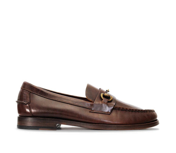 Legacy Bit M - Dark Brown Leather