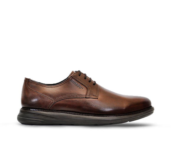 Tinker Lace Up M - Dark Brown Leather