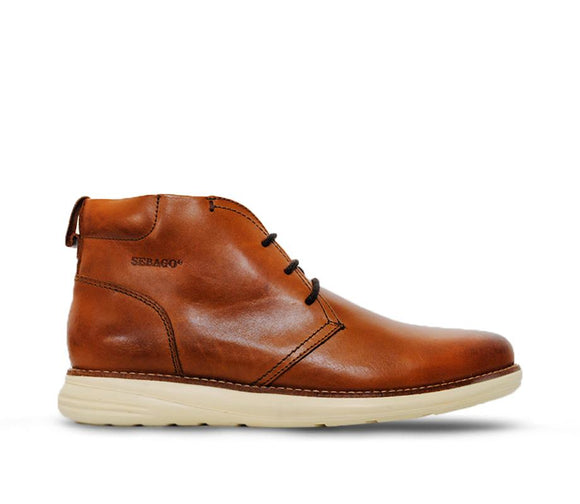 Tinker Chukka - Tan Leather