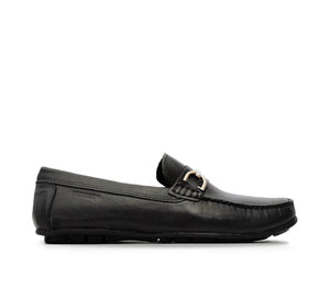 Teide Bit M - Black Leather