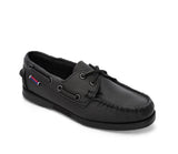 Docksides W - Total Black