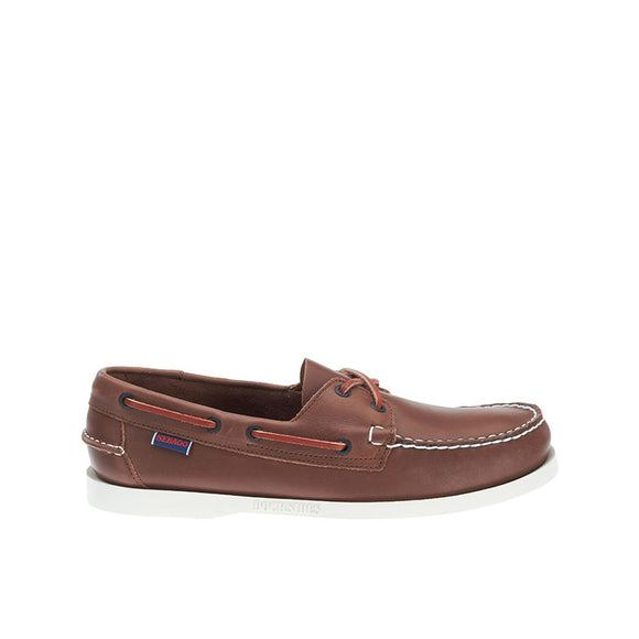 Docksides M - Brown Leather