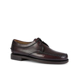 James M - Brown Burgundy