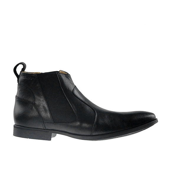 Elbrus Chelsea M - Black Leather
