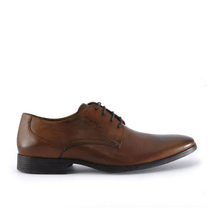 Elbrus Lace Up - Tan Leather
