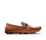 Scott Bit - Cognac Leather