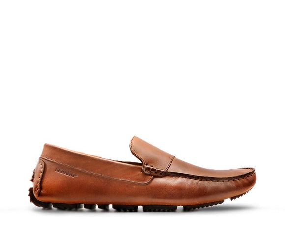 Scott Venetian - Cognac Leather
