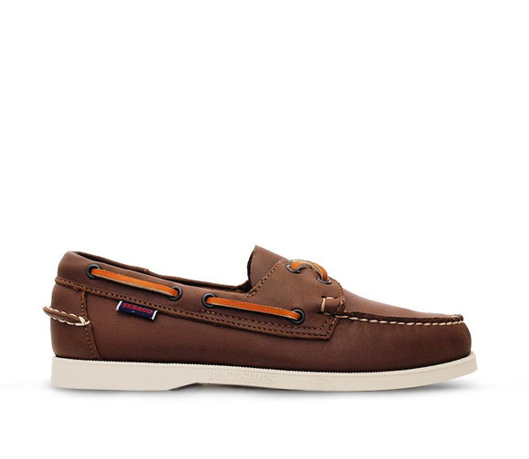 Docksides M - Brown