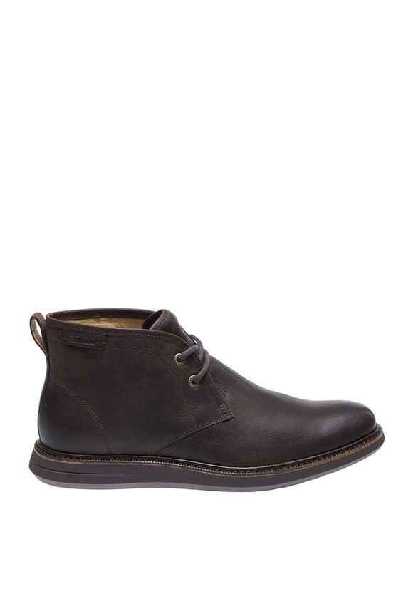 Smyth Chukka - Dark Brown Leather