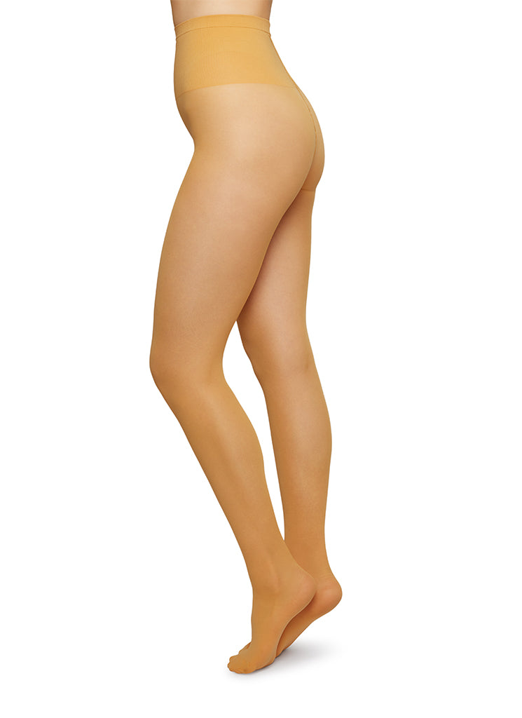 Svea Premium Tights - regal yellow