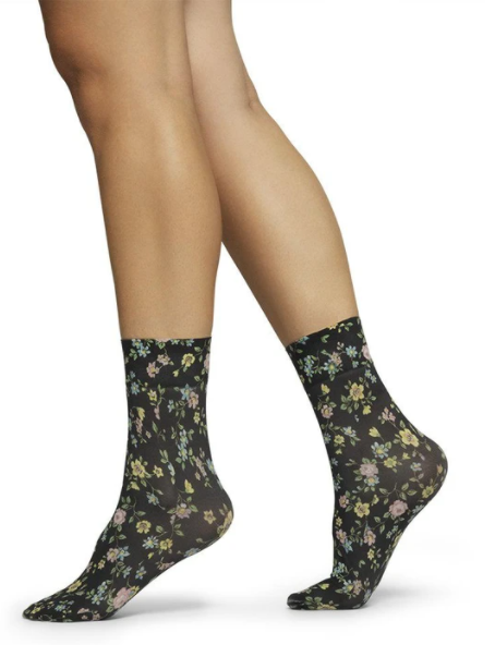 Ada Flower Socks