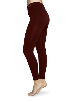 Gerda Premium Leggings - wine