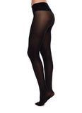 Hanna Seamless Tights - Black