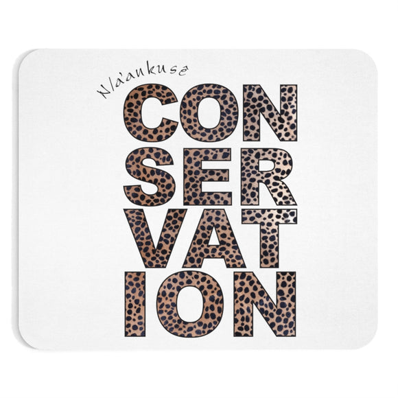 Mousepad - Conservation Cheetah Spots