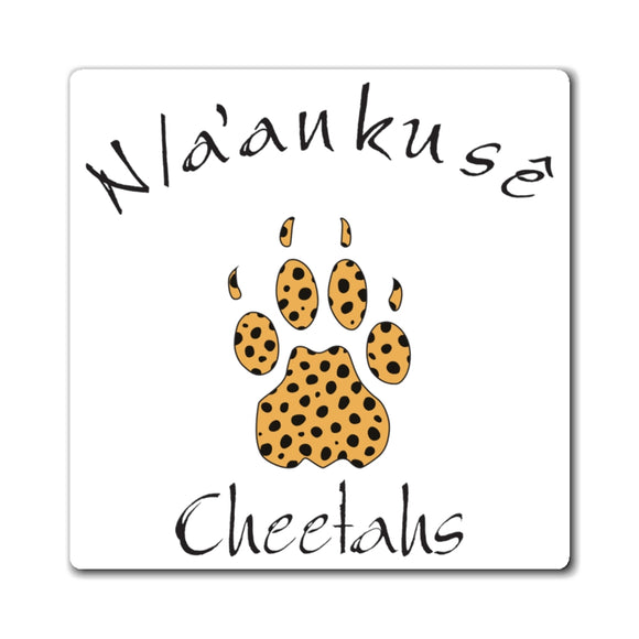Magnets - Cheetah Paw
