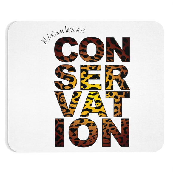 Mousepad - Conservation Yellow Fade