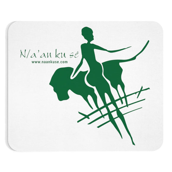 Mousepad - Big Logo_Green