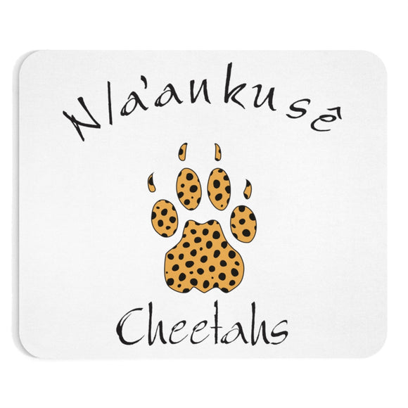 Mousepad - Cheetah Paw