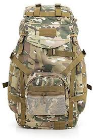 Anti-poaching: 75-Litre Backpack