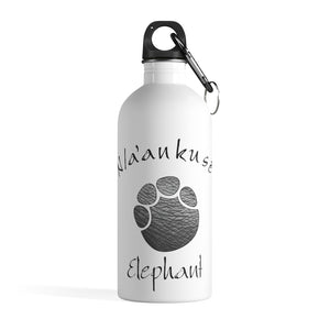 Stainless Steel Water Bottle - Elephant Paw