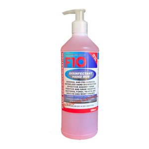 Veterinary Clinic: F10 Fluids - 500ml