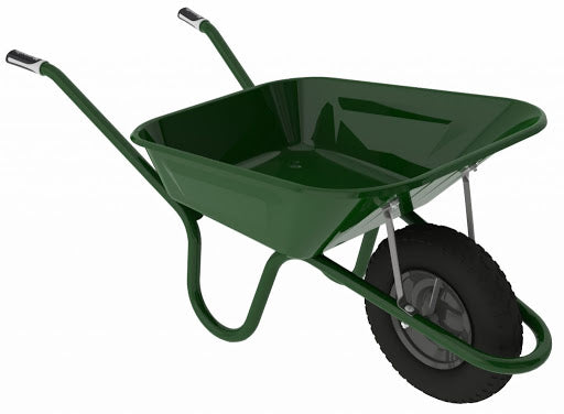 Sanctuary Animals: Wheelbarrow