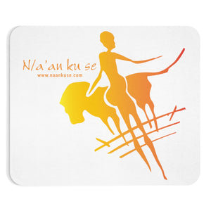 Mousepad - Big Logo_Yellow