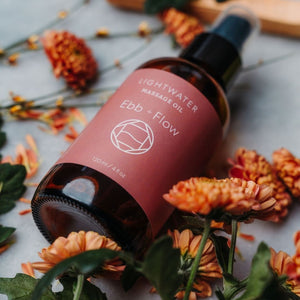 Ebb+Flow Massage Oil