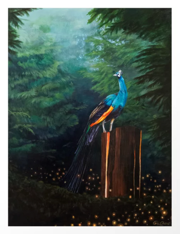 'Light Catcher' by Ryan Breault - 8x10 Print