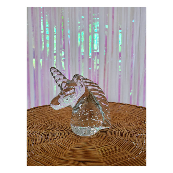 Mystical Unicorn Paperweight