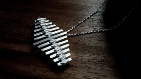 'Teevra' Necklace (1 LEFT IN STOCK)