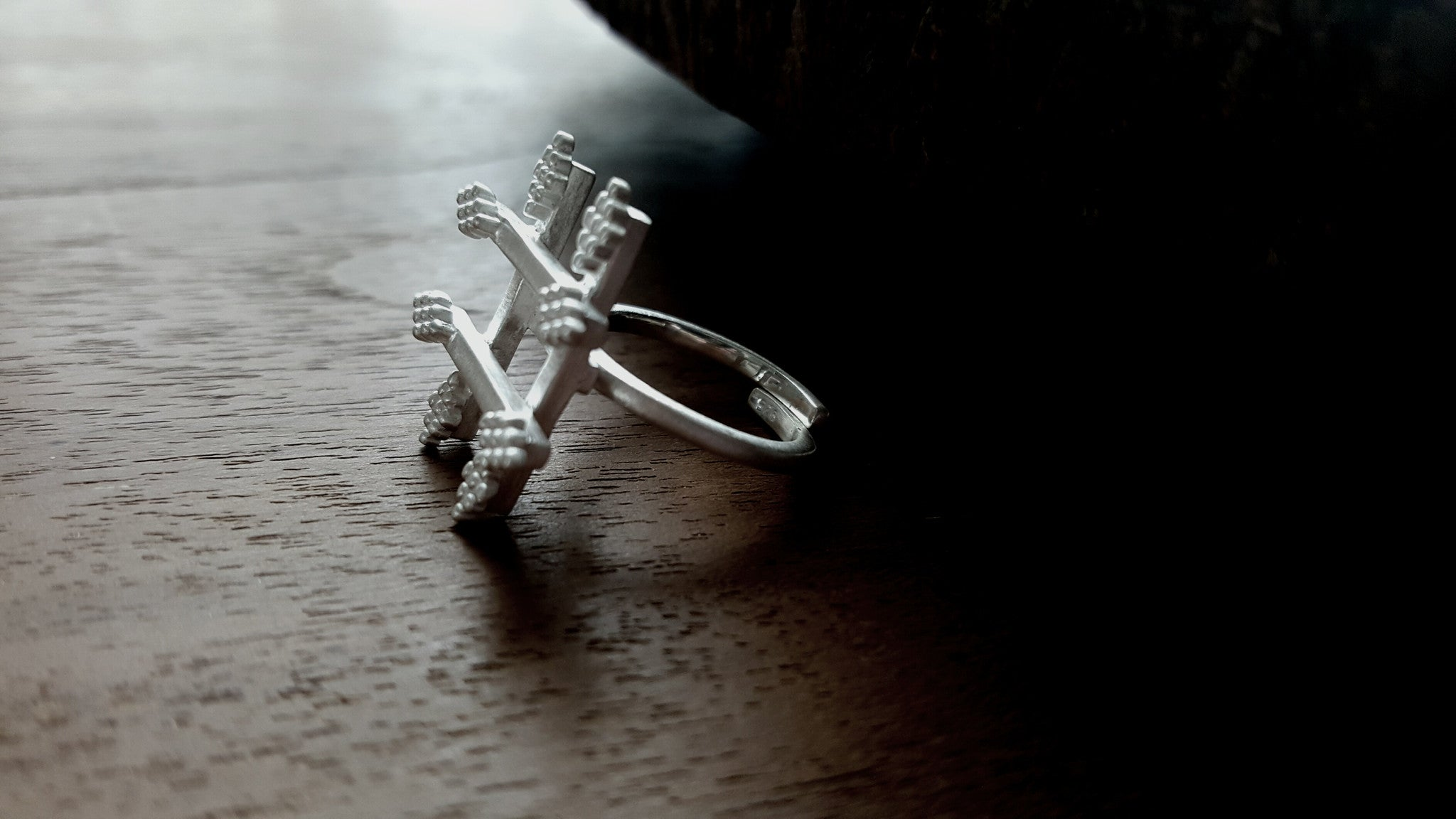 'Khunti' Adjustable Ring