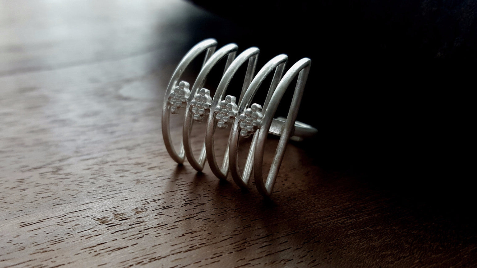 Mini 'Meend' Ring (Adjustable)