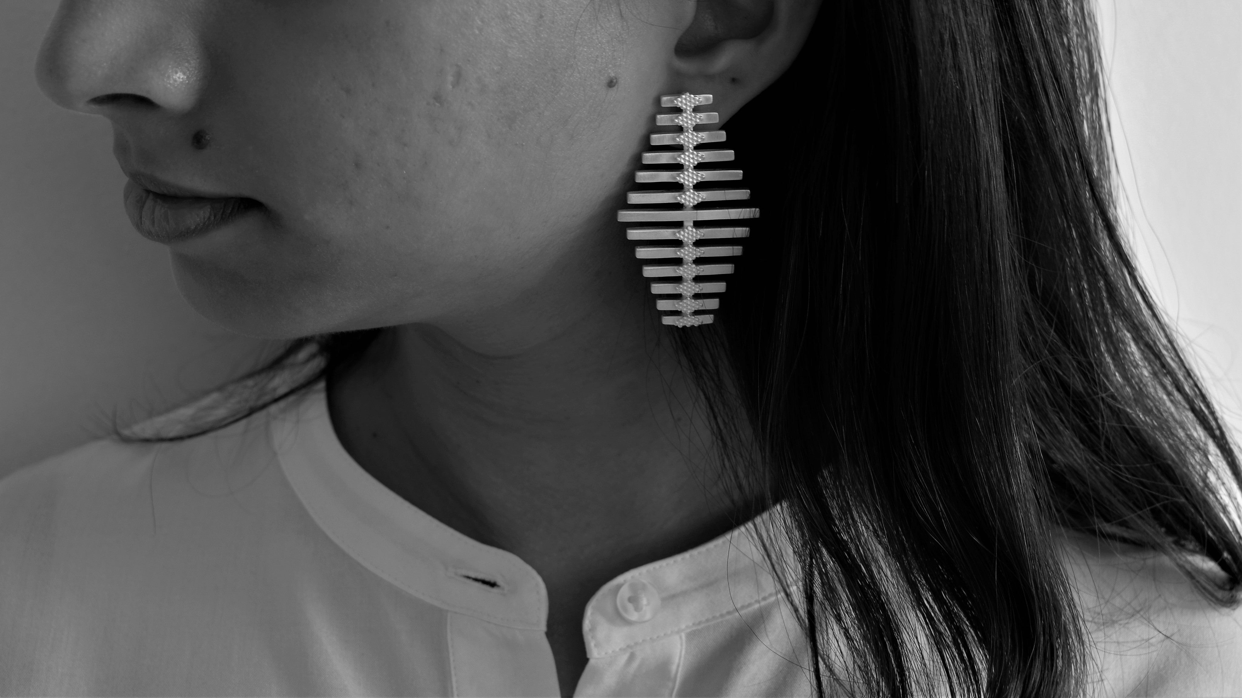 'Teevra' Earrings