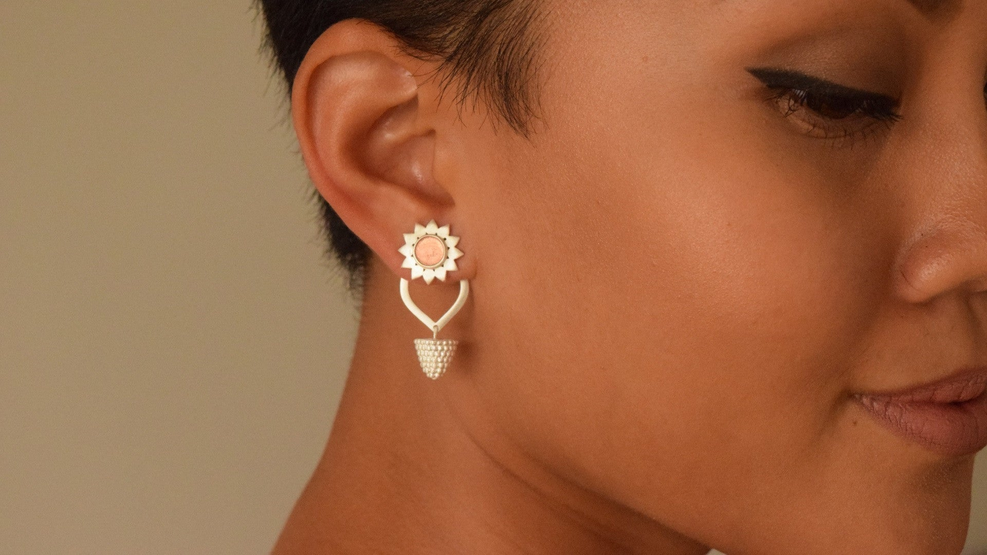 'Malahari' Ear Jackets (SOLD OUT)