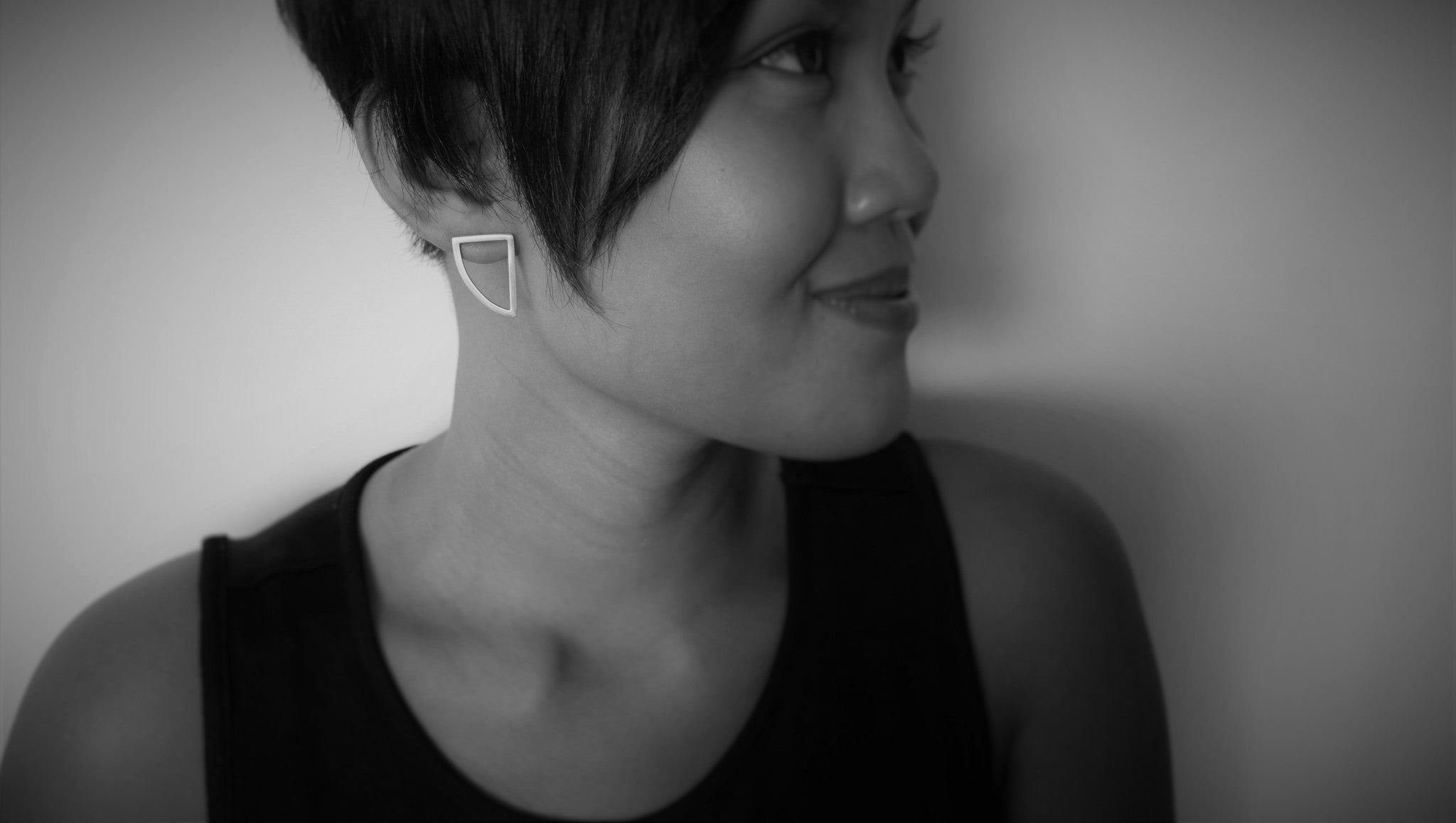 Mini 'Ratu' Earrings