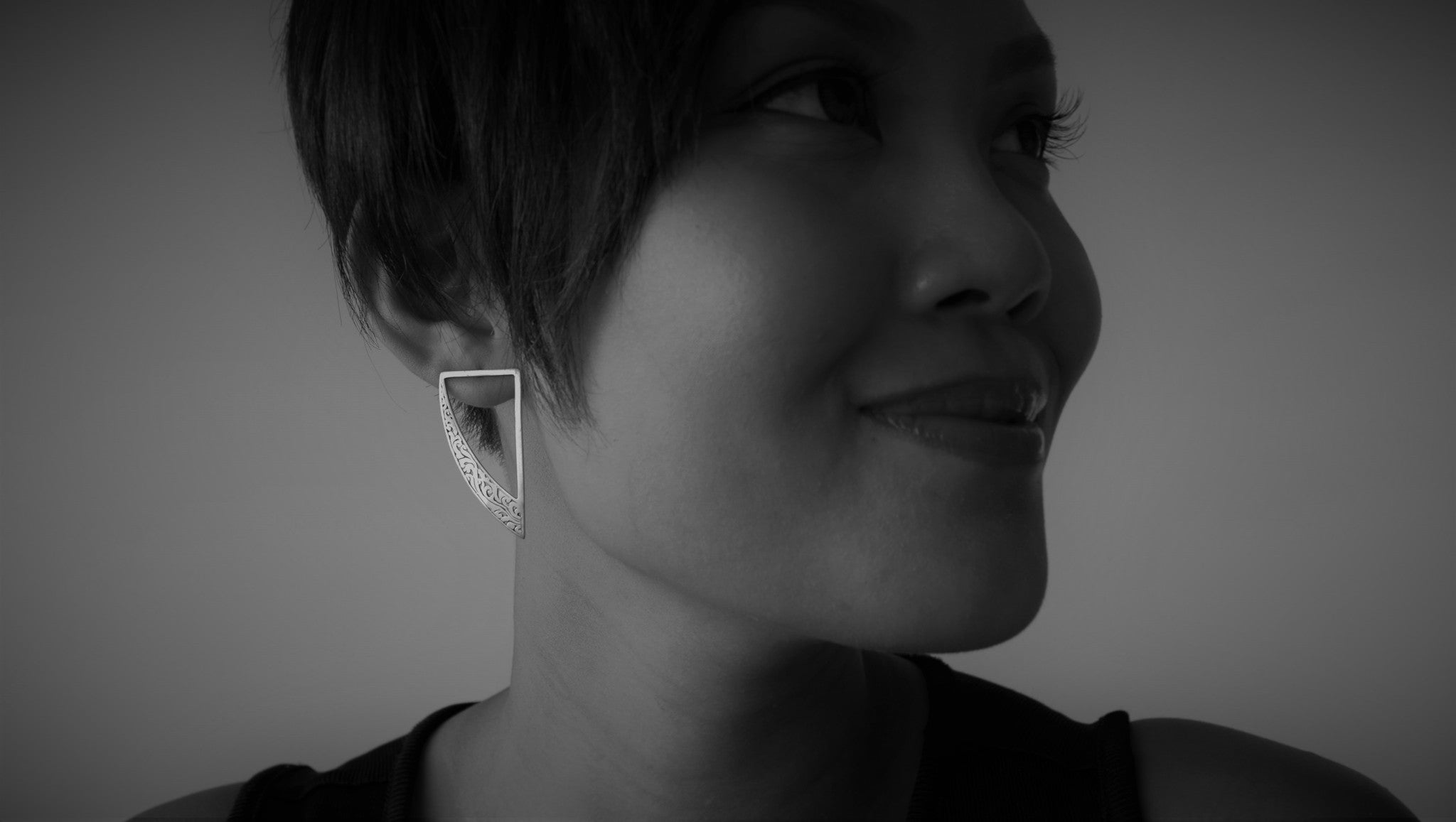 'Ratu' Earrings