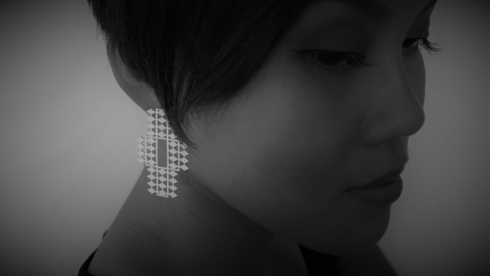 'Riyaz' Earrings