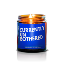 Load image into Gallery viewer, CURRENTLY UNBOTHERED: Sea Salt & Sage Scented Soy Candle