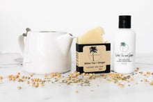 Load image into Gallery viewer, White Tea + Ginger Scent Coconut Wax Candle