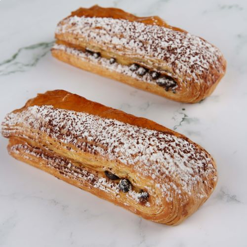 Chocolate Chip & Cream Danish