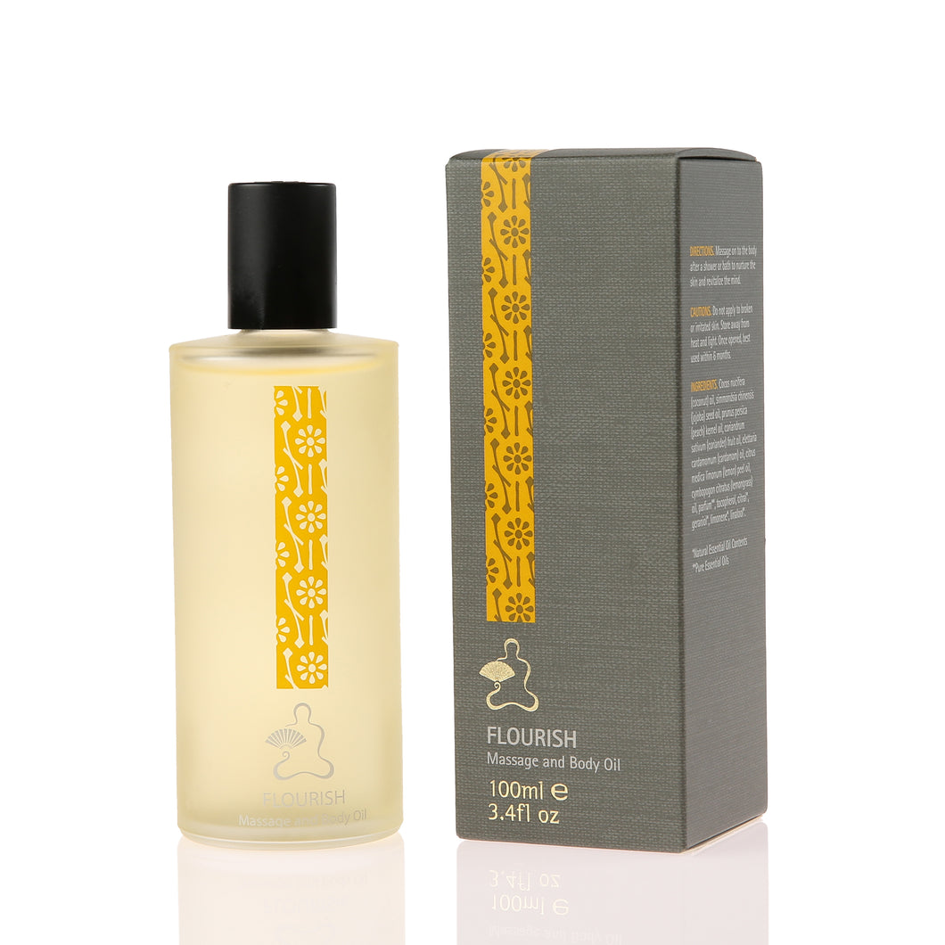 Flourish Massage & Body Oil